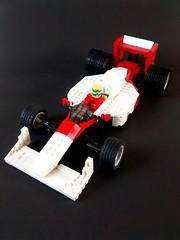 McLaren MP4-4 (1988 - Ayrton Senna)