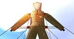 The Man @ Burning Man