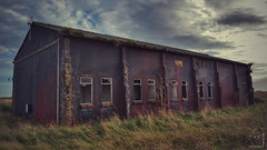 Abandoned building, Orford Ness