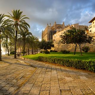 Parc de la Mar, Palma de Mallorca