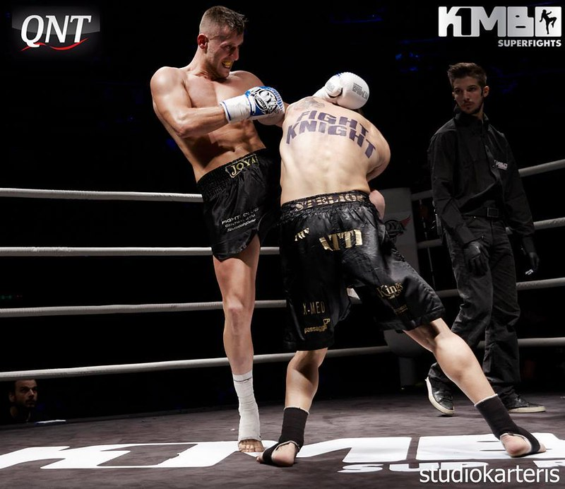 Nikos Gkikas (Fight Club Galatsi)