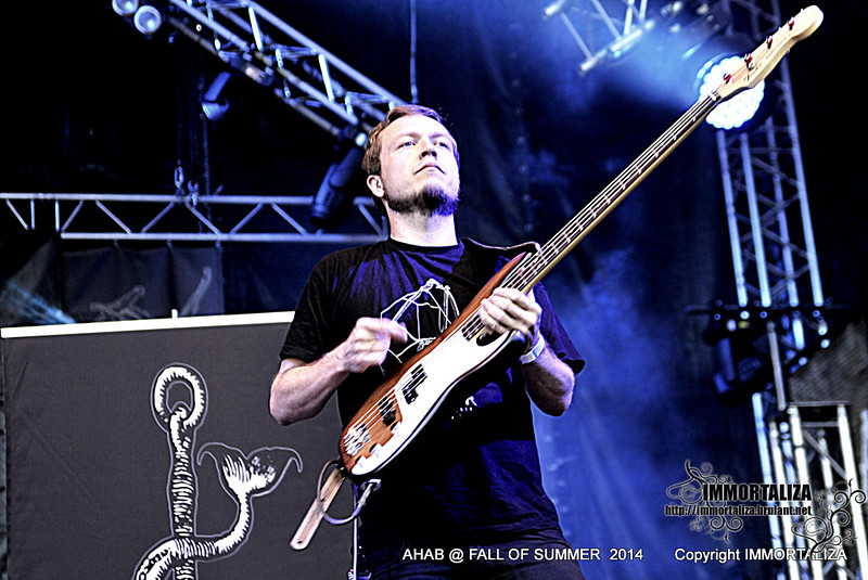 AHAB @ FALL OF SUMMER , Torcy France 5/6 septembre 2014  15405909750_527140e462_c
