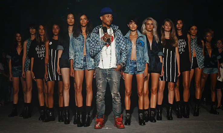 fashion Week NY, G-star Raw For the Oceans, Pharell Willliams