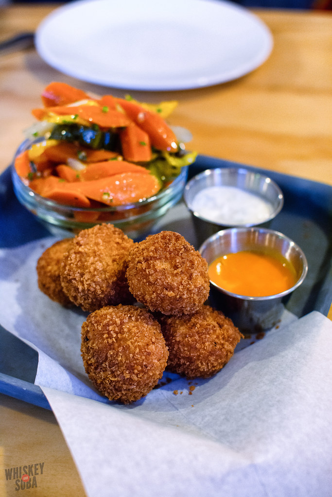 Whitefish Croquette