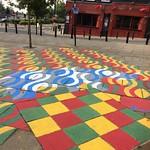 African Festival Street Art