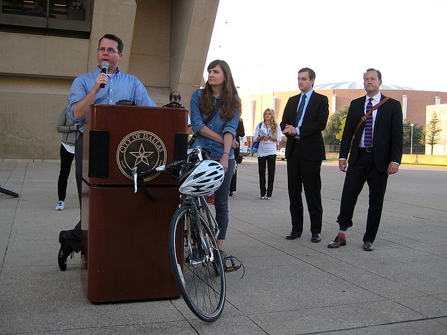 Bike To City Hall Presentation