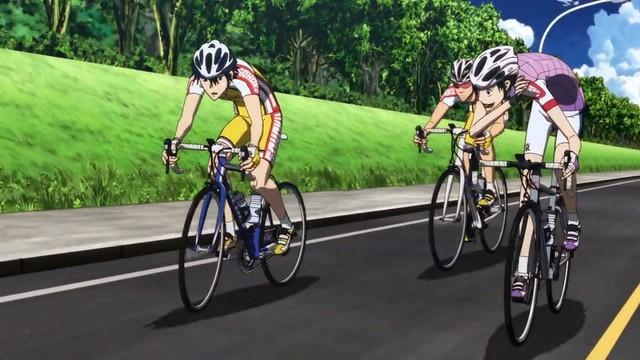 Yowamushi Pedal ep 33 - image 14
