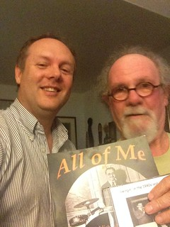All of Me: Book Signing with my uncle, Fred Reif