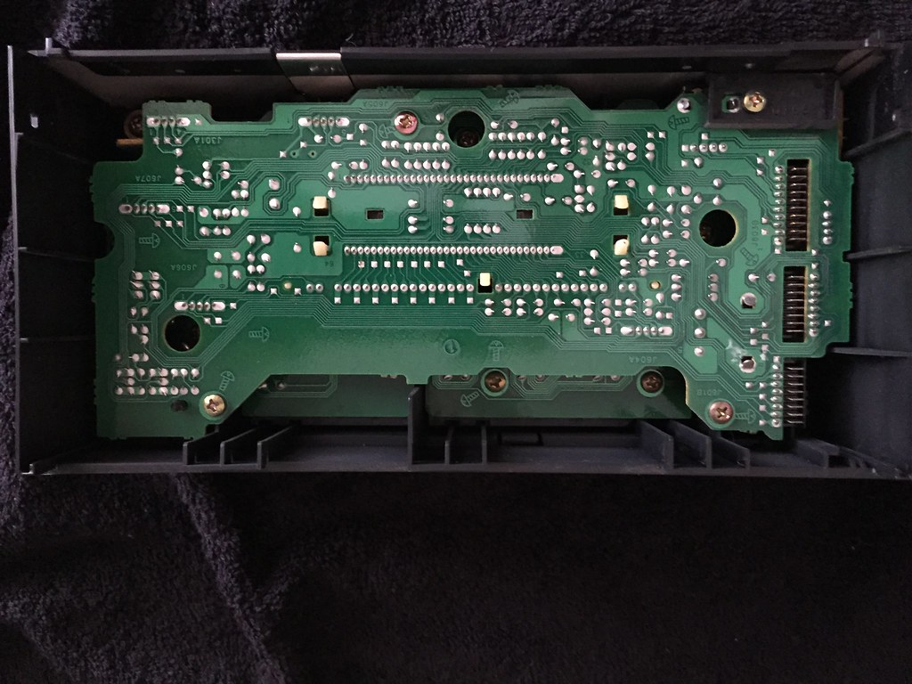The Repair Blog Technics Sc Ch900 Home Stereo Wiring Diagram A Careful Gentle Wipe And It Was Like New Again