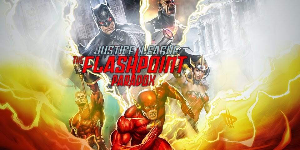 Xem phim Justice League: The Flashpoint Paradox - Liên Minh Công Lý: Nghịch Lý Tia Chớp Vietsub