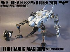 Fledermaus Maschine (Ma.K Like a Boss)
