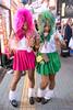 Japanese Gyaru in Halloween Costumes