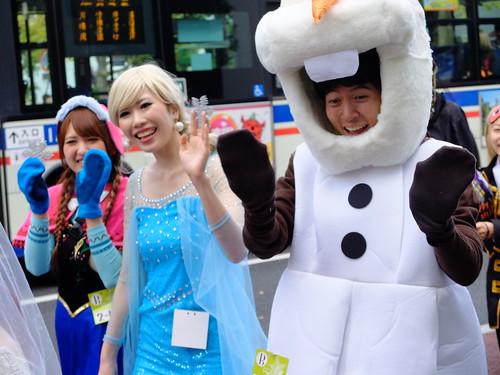 Kawasaki Halloween parade 2014 100