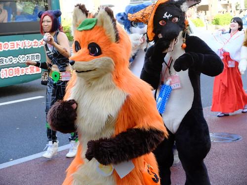 Kawasaki Halloween parade 2014 120