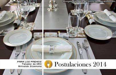 Premios Academia de Gastronomía