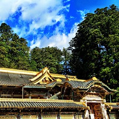 Love #temple roofs #nikko