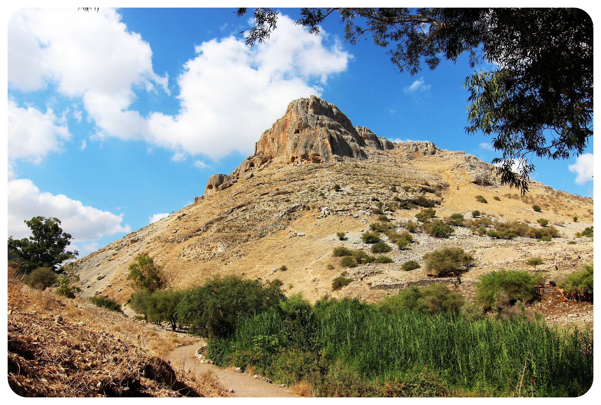 northern israel mountain
