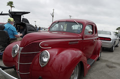 mid-size car(0.0), compact car(0.0), automobile(1.0), 1937 ford(1.0), vehicle(1.0), automotive design(1.0), hot rod(1.0), antique car(1.0), vintage car(1.0), land vehicle(1.0), luxury vehicle(1.0), motor vehicle(1.0),