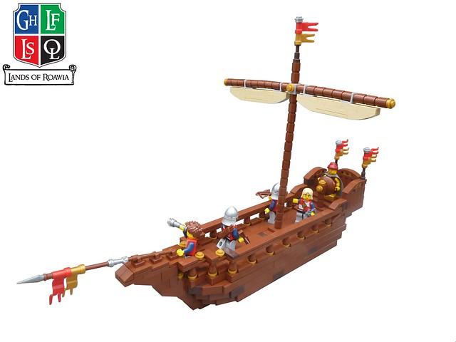 LoR - Loreesi Warboat