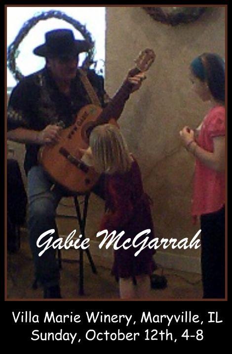 Gabie McGarrah 10-12-14