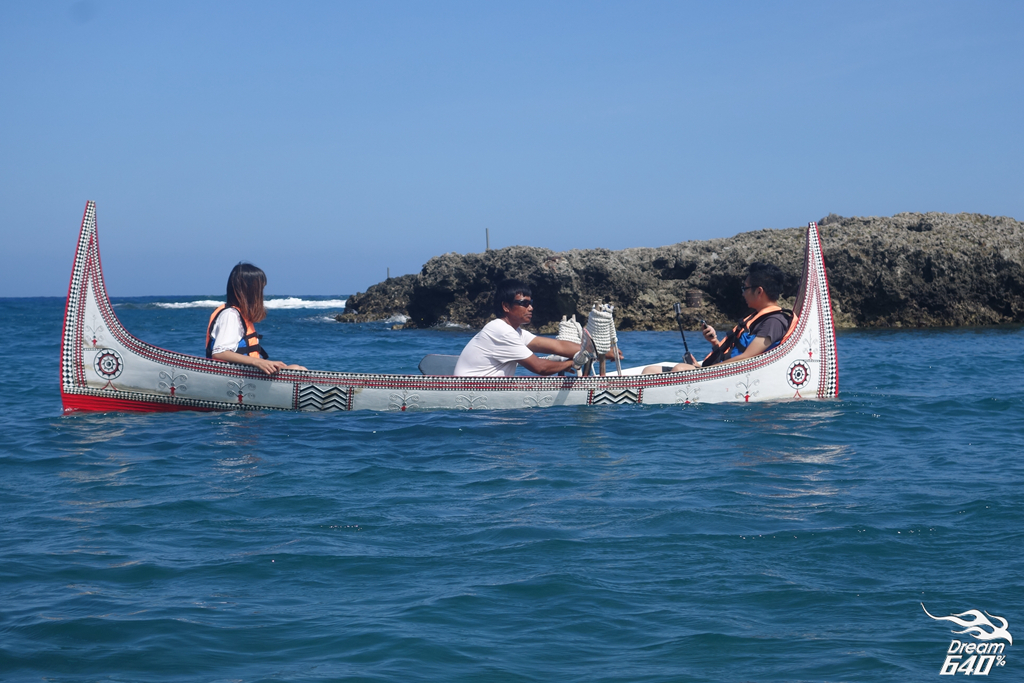 蘭嶼拼板舟_Lanyu Carving Boat13