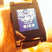 it is Halloween on my Pebble