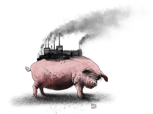 The Factory Pig