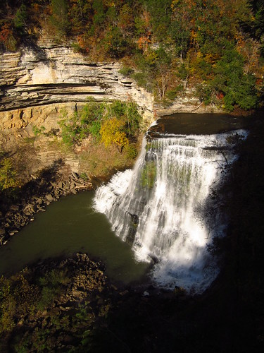 Burgess Falls in Autumn #1