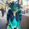 Thanks so much to all of the little monsters who came out for Canyon Road trick-or-treating! Our favorite costume was this regal peacock. #howtosantafe #halloween #trickortreat #santafenm #santafenewmexico #canyonroad #canyongram #artgallery #gallerylife