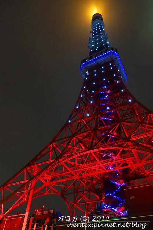 09刀口力日本東京鐵塔