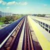 Airtrain tracks, 10/8/14