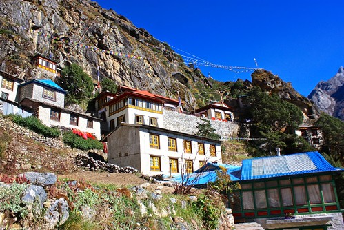 Thame Gompa Monastery