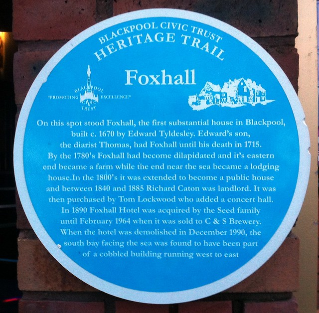 Photo of Blue plaque number 33000