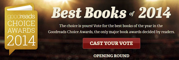 Goodreads Good Choice 2014