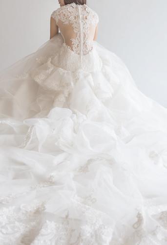 高雄婚紗推薦_高雄法國台北Pony設計造型團隊_設計款婚紗 (19)