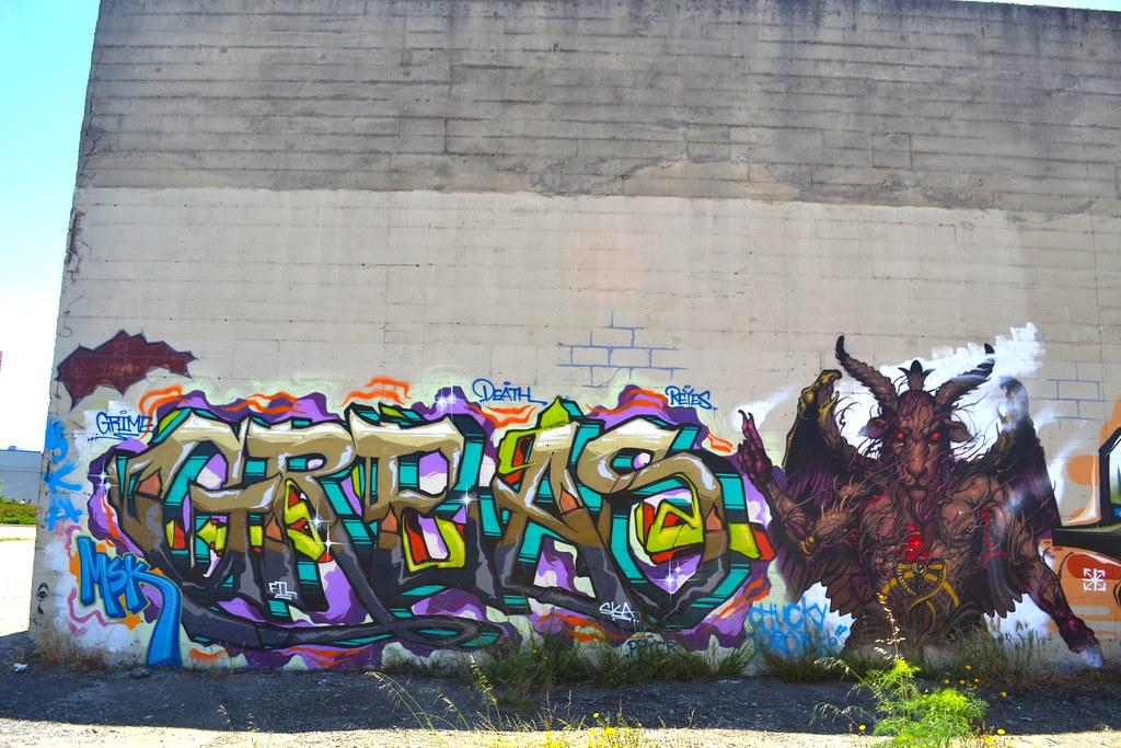 MSK « Endless Canvas – Bay Area Graffiti and Street Art