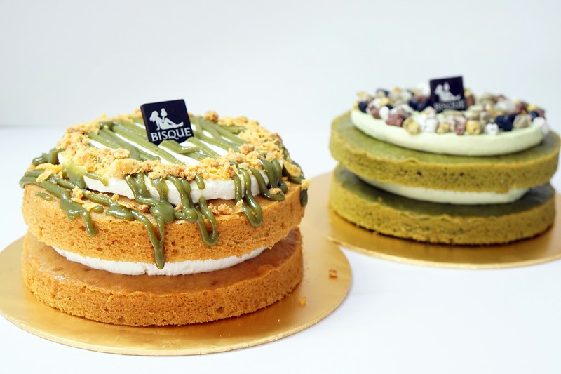 Bisque cakes - order and review-001