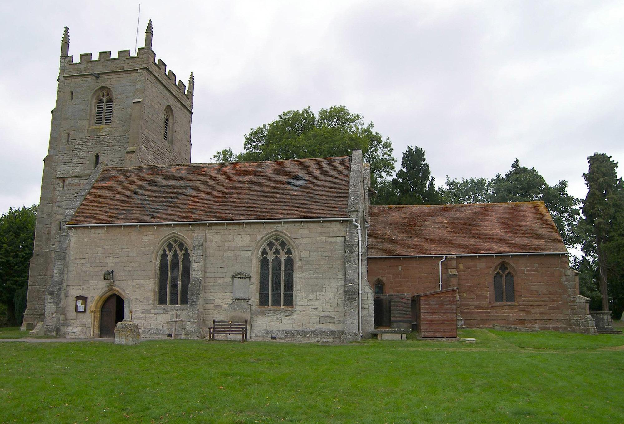 Studley Church Warwickshire Studley Warwickshire 6