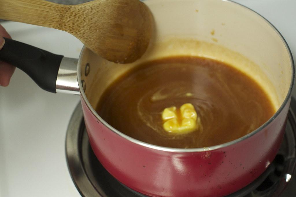 Chai Caramel Popcorn