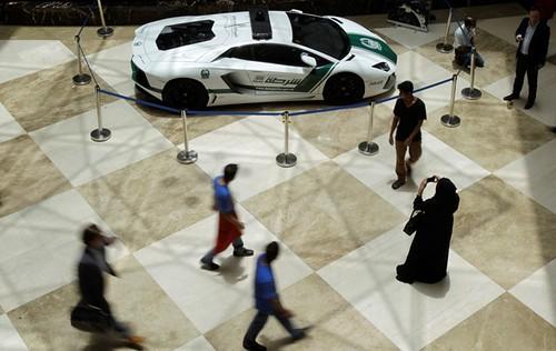 Дубаї супертаксі