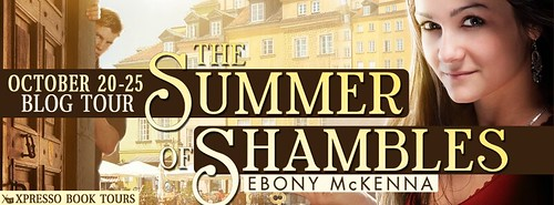 Blog Tour: Summer in Shambles by Ebony McKenna