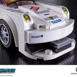 LEGO Speed Champions Porsche