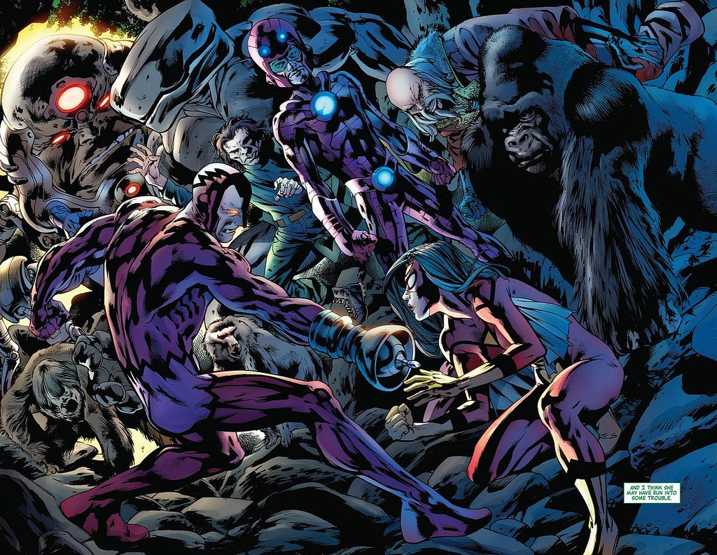 《復仇者聯盟2:奧創紀元》上映前必讀!你知道大反派『奧創 Ultron』是誰嗎?