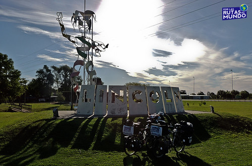 Por las Rutas del Mundo en Bici - Buenos Aires