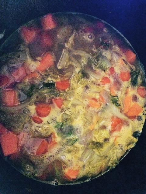 Weird soup