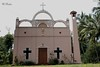 Village side church, Chikamagalur....