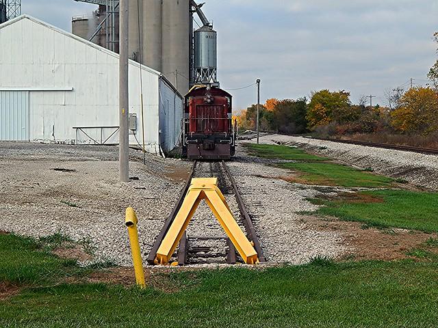 Switcher at Montpelier Ohio
