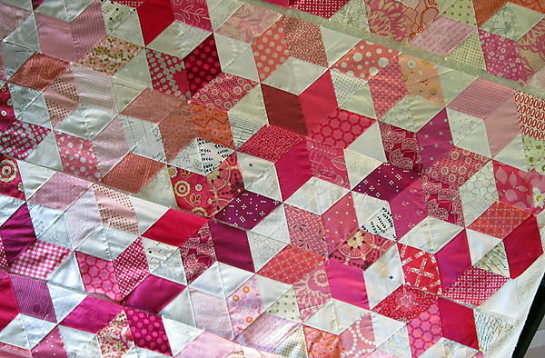 creamy pink Starbright for do. Good Stitches