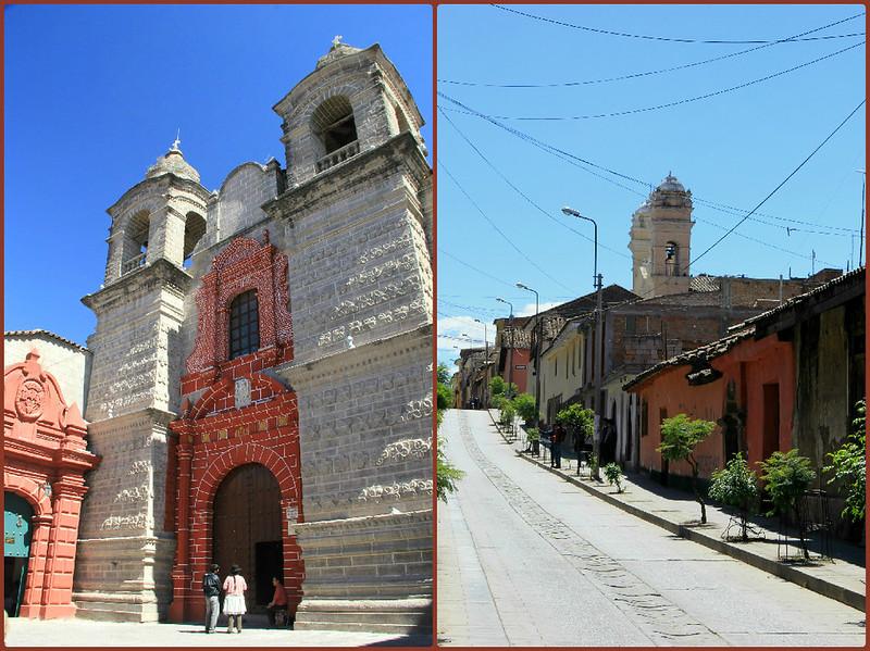Churches, Ayacucho