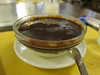 Budino alla Vaniglia con Cioccolato Fondente